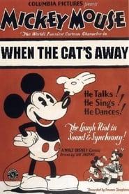 Via il gatto, Topolino balla