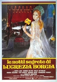 Photo de Le notti segrete di Lucrezia Borgia affiche