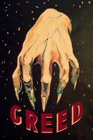 Greed Film Plakat
