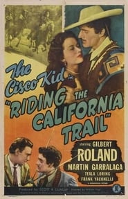 Plakat Riding the California Trail