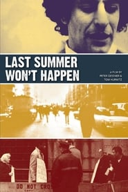 Last Summer Won't Happen (1968)