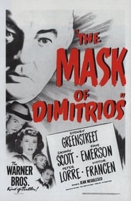 Photo de The Mask of Dimitrios affiche