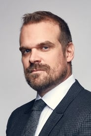 Foto retrato David Harbour