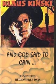 And God Said to Cain affisch