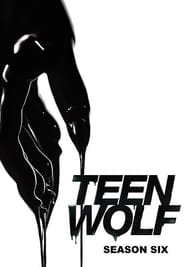 Teen Wolf staffel 6 deutsch stream poster