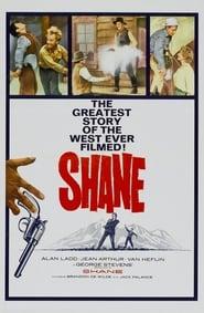 Shane affisch