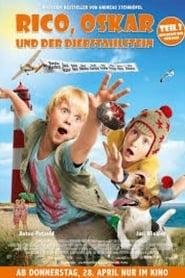 Rico, Oskar und der Diebstahlstein Film Plakat