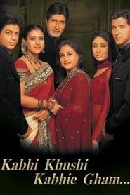 Kabhi Khushi Kabhie Gham 2001 720p HEVC BluRay x265 800MB