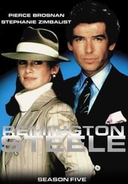 Streaming Remington Steele poster