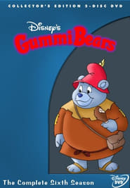 Streaming Disney's Adventures of the Gummi Bears poster