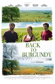 Back to Burgundy (2017) Netflix HD 1080p