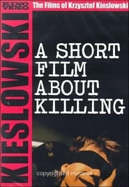 A Short Film About Killing affiche