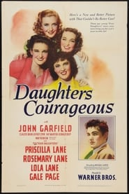Daughters Courageous affisch