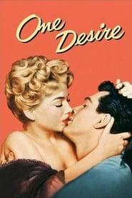 One Desire (1955)