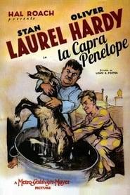 La capra Penelope
