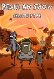 Regular Show 5º Temporada (2013) Blu-Ray 720p Download Torrent Dub e Leg