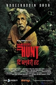 The Blueberry Hunt Film Plakat