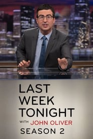 Last Week Tonight with John Oliver streaming saison 2