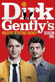 Streaming Dirk Gently's Holistic Detective Agency poster