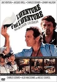 L'aventure c'est l'aventure Film Plakat