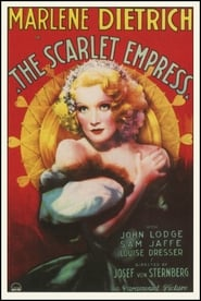 The Scarlet Empress affisch