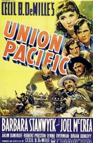 poster do Union Pacific