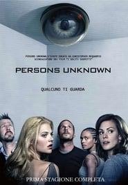 Persons Unknown: Saison 1