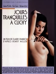 Quiet Days in Clichy Watch and get Download Quiet Days in Clichy in HD Streaming