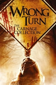 Wrong Turn Collection Poster
