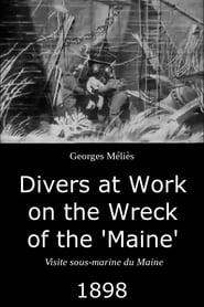 Divers at Work on the Wreck of the