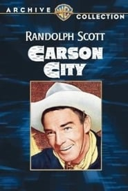 Carson City poster