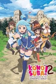 Streaming KonoSuba – God's blessing on this wonderful wo poster