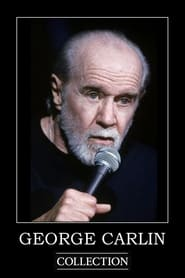 George Carlin Stand Up Collection Poster