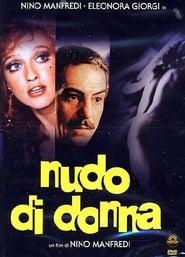 Affiche de Film Nudo di donna