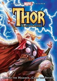 Thor - Tales of Asgard poster
