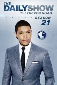 The Daily Show with Trevor Noah - Season 5 Episode 34 : Eddie Izzard Season 21