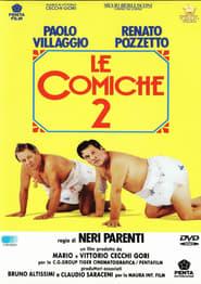 The Comics 2 affisch