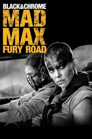 Mad Max: Fury Road (Black & Chrome Edition) Poster