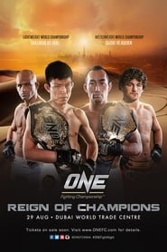ONE Championship 19: Reign of Champions