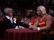 Mr. T & Hulk Hogan/The Commodores