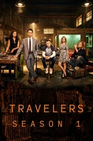 Streaming Travelers poster