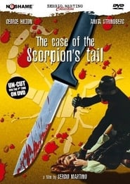The Case of the Scorpion's Tail Juliste