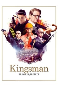Kingsman : Services Secrets Poster