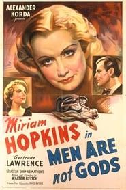 Men Are Not Gods (1936)