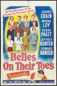 Belles on their Toes affisch