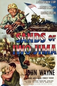 Sands of Iwo Jima affisch
