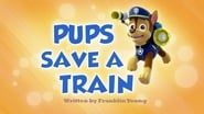 Pups Save a Train