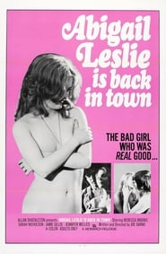 Abigail Leslie Is Back In Town Ver Descargar Películas en Streaming Gratis en Español