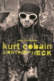 Cobain: Montage of Heck movie poster