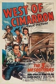 Affiche de Film West of Cimarron